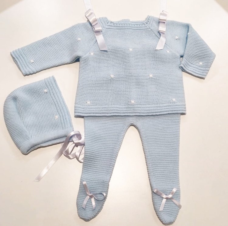 Baby Lemon Set- BLUE