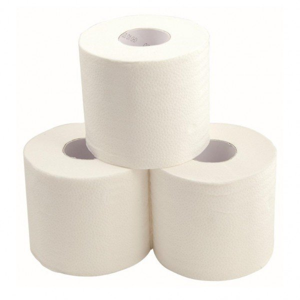 4 x Rolls – 100% Recycled Toilet Paper