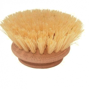 1x Replacement Head for Wooden Dish Brush