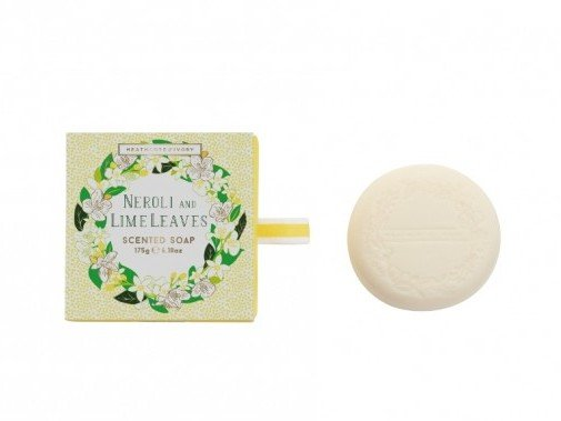 Neroli & Lime Leaves Scented Bar Soap